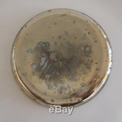 2 Decorative Miniature Pastries Plates Art Nouveau Vintage 1900 France