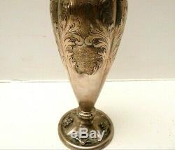 Antique Pot Sterling Silver 800 Art Nouveau Vintage Ans'10 Italy