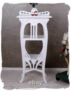 Art Nouveau Shelf Vintage Furniture Style Shabby Chic Guerindon Mahogany Wood