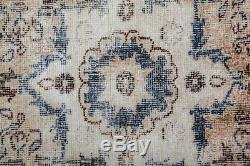 Arte Espina Classic Aubousson Carpet East Vintage Blue Beige 200x290 CM