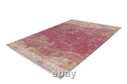 Arte Espina Modern Carpet Ornament Fioritures Vintage Pink Pattern 160x230cm