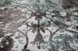 Arte Espina Rugs Modern Loft Gradient Color Vintage Taupe Gray 170x240cm