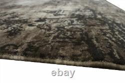 Arte Espina Rugs Vintage 170x240 CM 100% Acrylic Hand Cappuccino Braun
