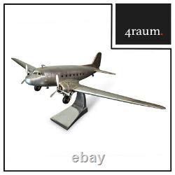 Authentic Models Flugzeugmodell Dakota Dc3 Decoration Support Art Deco Vintage