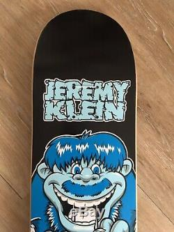 Birdhouse Vintage Jeremy Klein Skateboard Deck Sean Cliver Art