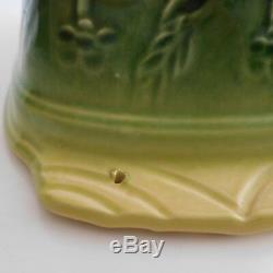 Ceramic Earthenware Dish Bci Bretagne Vintage Art Nouveau Deco XX France France N2856