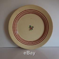 Ceramic Tile Faience Hs Vintage Art Nouveau Deco Design Twentieth France Pn N2975