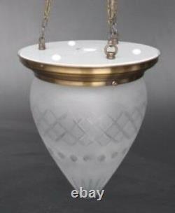 Cover Lamp Art Nouveau Lights Laiton Abat-day Gift Vintage Deco Space