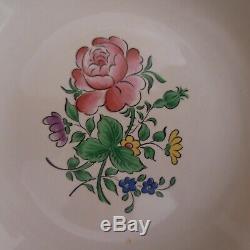 Cup Earthenware St. Clement KG Luneville France 83 New Vintage Art N3977