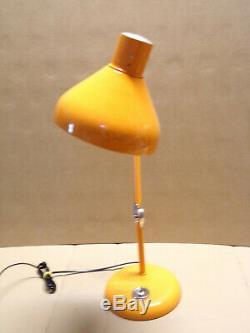 Desk Lamp Jumo 1 Gs Vintage Industrial Design Twentieth 1950 The Lamp Is Ancie