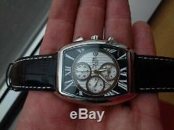 Eastern Racer Chronograph Watch Art Deco 8 Ym6704-3 Vintage Collection Our