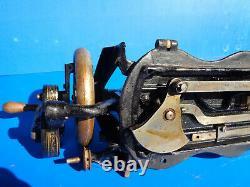 Former Little Machine Manivelle Wertheim Germany Vintage Francfort