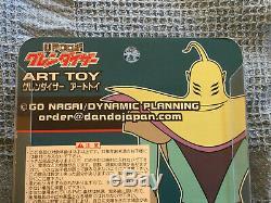 Goldorak Ufo Robot-grendizer-vega Soldier- Art Toy-osaka-popy Vintage-limited