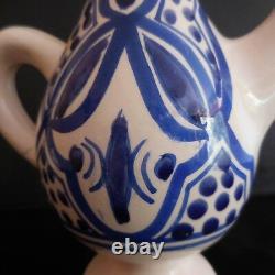 Handmade Dromedary Ceramics Morocco Vintage Art Deco Design Pn France N2946