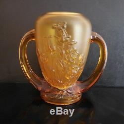 Handmade Vintage Art Nouveau Art Deco Vase Design Twentieth France Pn N2915