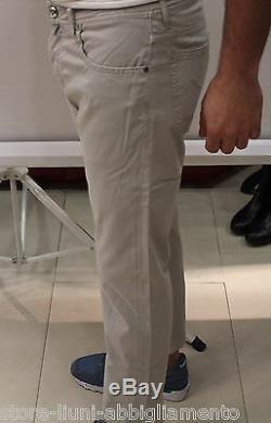 Jacob Cohen Men's Pants Pw688 Comf. Vintage Art. 08621 Reduced Del 35%