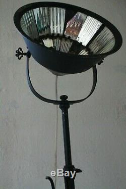Lamp Design Industrial Lamp Projector Vintage 1908 Dorvaux Paris Garage
