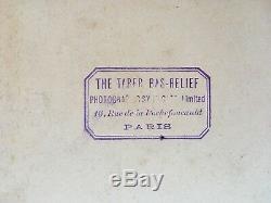 Loïe Fuller Original Vintage Photograhy Dance Symbolism Belle Epoque Art Nouveau