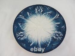 Old Art Nouveau Ceramic Plate First 1 Century Vintage 1900 R91