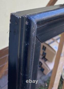Photo Frame Profilerahmen Black Vintage 71.4 X 51.4 Antique Art-deco Art Nouveau
