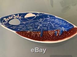 Pierre Tartas / Raoul Dufy Ceramic Vintage