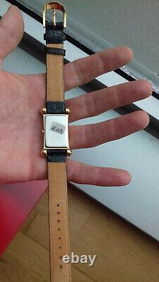 Seiko Rectangolo Art Dec 7n0-f040 Vintage Collection Nos Horl Rare Watch