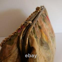 Vintage Women's Handbag 1920 Belle Époque Art Nouveau Deco Xxe Pn France N2830