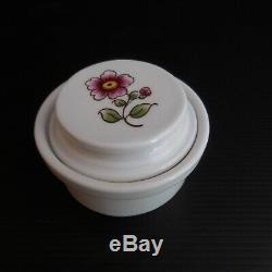 Bonbonnière porcelaine original vintage art nouveau PILLIVUYT France N3914