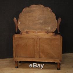 Buffet style Art Deco Nouveau commode chiffonier avec miroir meuble vintage 900