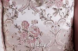 Canapé Baroque Antique Massif Rose Vieilli Style Art Vintage Meubles Rembourrés