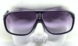 Carrera JOLLY G2X-DX Lunettes Soleil Homme Femme Violet Petite Masque Vintage 80