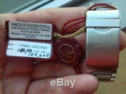 Justina 1898 Vintage Collection 11888N Art Déco Montre Rare Montre Orologio Uhr