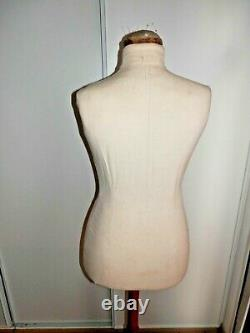 Mannequin ancien Haute Couture Vintage vers 1920 (STOCKMAN)