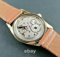 Montre Nos Ancienne Vintage Watch 70's Art Et Mecanique Peseux Swiss Made