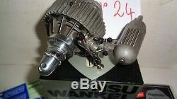 Moteur Japonais O S. Wankel Graupner Art. 1800 N. 24 Vintage Engine