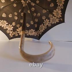 N2006 ombrelle Belle époque art nouveau déco 1900 1920 vintage fait main France