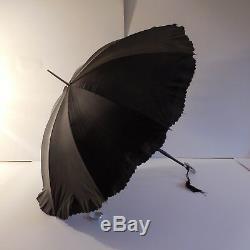 N2007 ombrelle Belle époque art nouveau déco 1900 1920 vintage fait main France