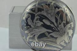 Remontoir Art Nouveau Montre de Poche 50MM RAR à Remonter Manuellement Vintage