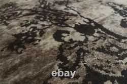 Tapis Arte Espina Vintage 170x240 CM 100% Acrylique Main Cappuccino Braun