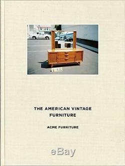 The Américain Vintage Meubles Par Acme Meubles, Neuf Livre, Gratuit
