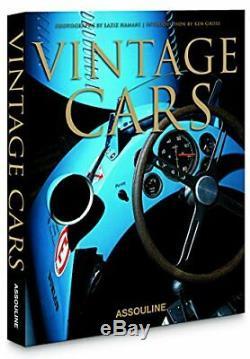 Vintage Cars NOUVEAU Reli