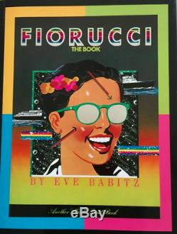 Vintage FIORUCCI THE BOOK by EVE BABITZ Harlin Quist Book 1980 First printing