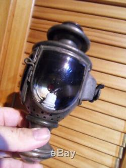 Vintage lamp phare lampe lanterne DUCELLIER voiture fiacre caleche XIX. XXe